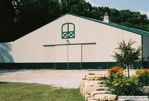 Razor Creek Stables Barn
